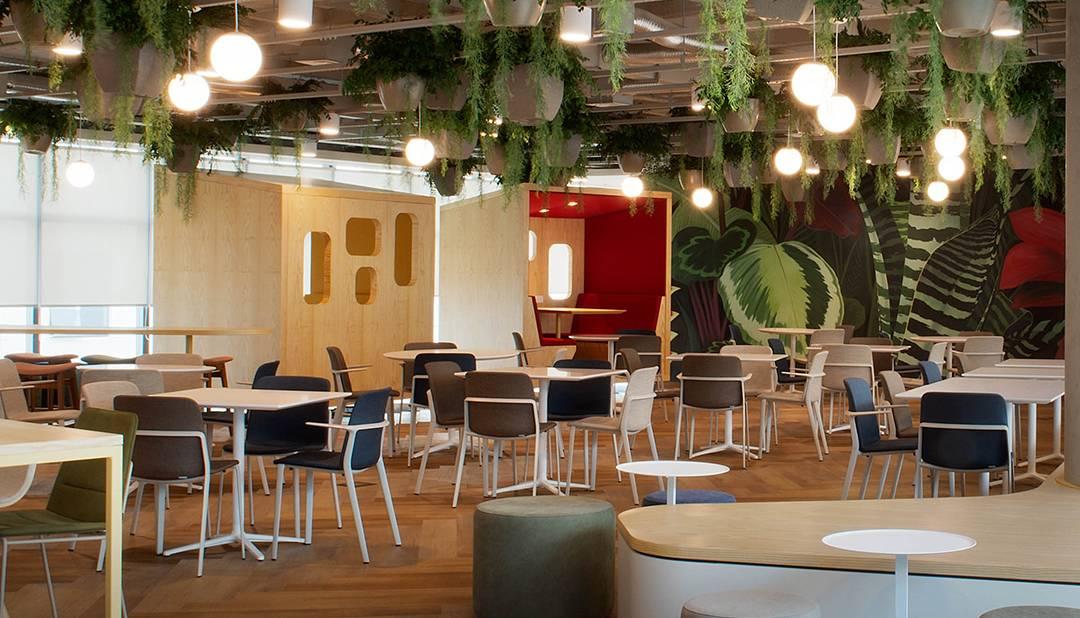 O conceito Open Space aplicado à sede da Decolar.com por Pitá Arquitetura