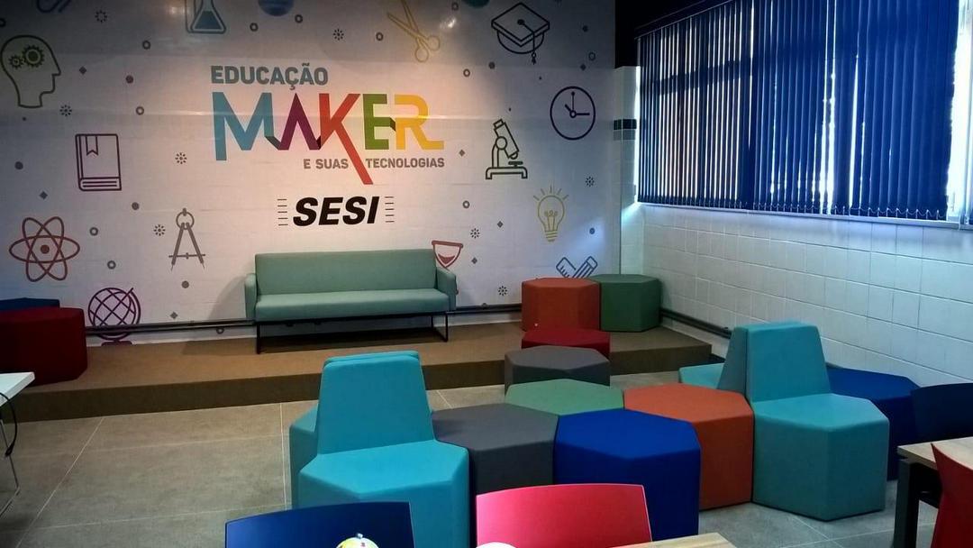 Espaço Maker Sesi