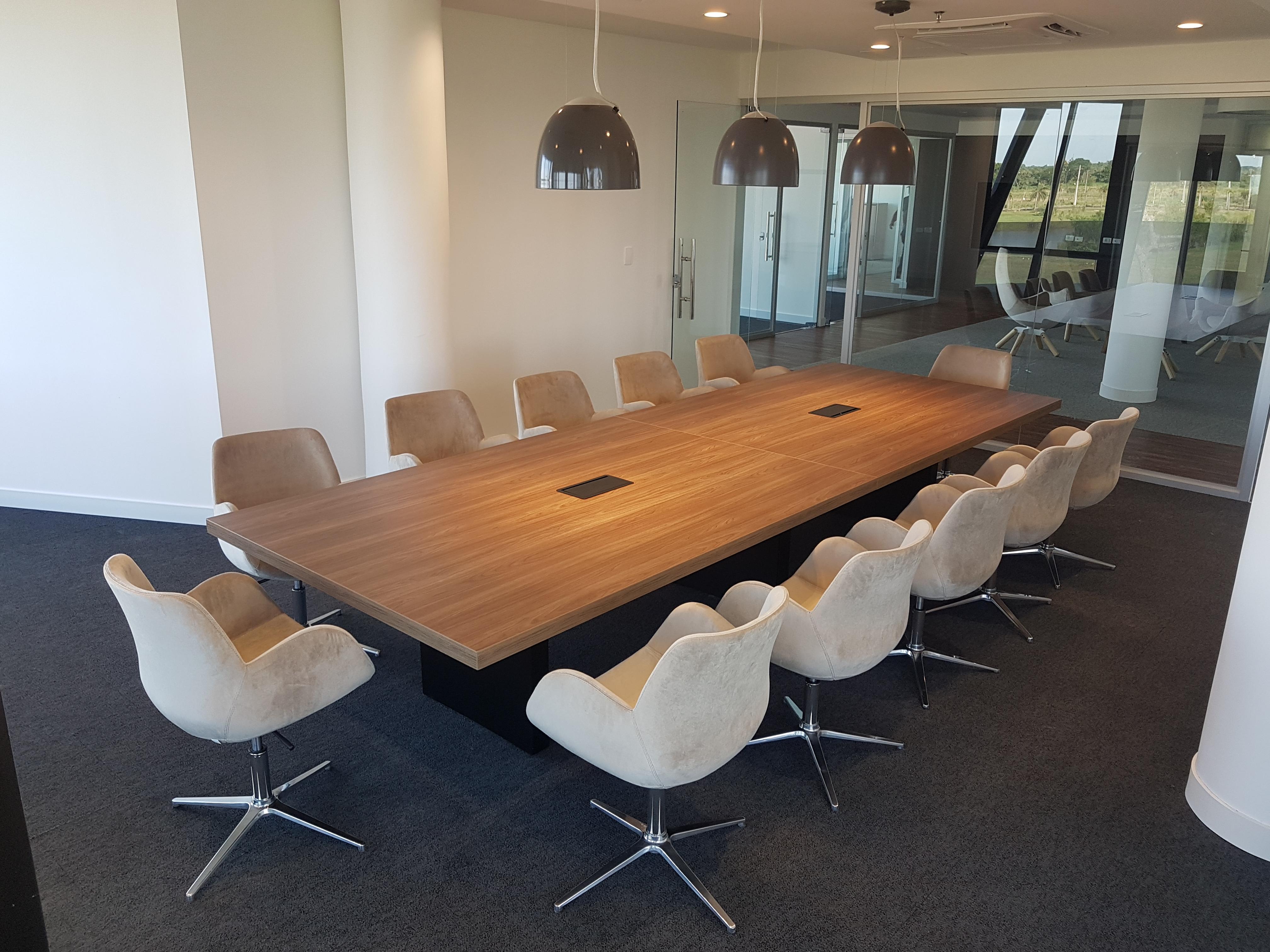 Sala de reunião - Envapar
